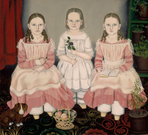 Art prints of The Lincoln Children by Susan Waters
