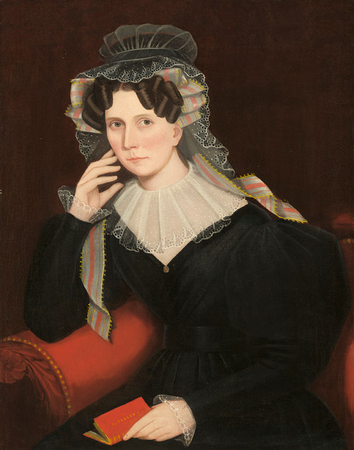 Art Prints of Jane Storm Teller by Ammi Phillips
