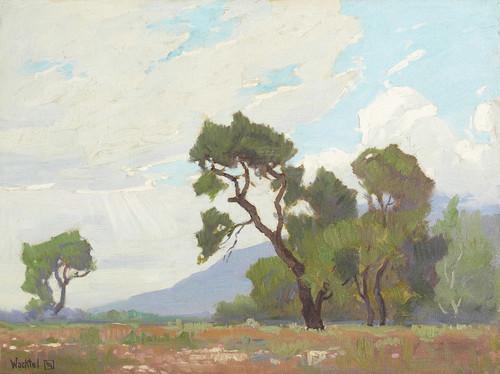 Art Prints of Grandeur of the Clouds by Elmer Wachtel