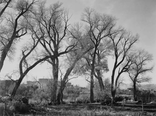 Art prints of At Taos Pueblo National Historic Landmark, New Mexico
