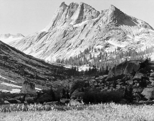 Art prints of Boaring River, Kings Region, Kings River Canyon by Ansel Adams