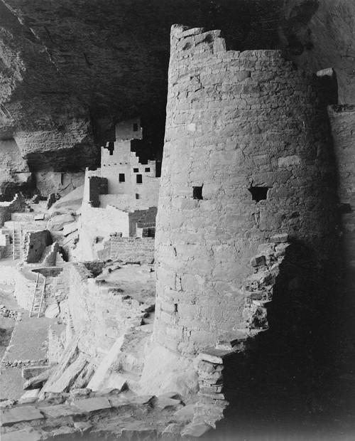 Art prints of Cliff Palace, Mesa Verde National Park, Colorado