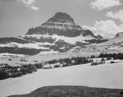 Art prints of From Logan Pass, Glacier National Park, Montana