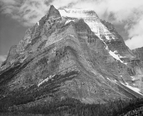 Art prints of Going-to-the-Sun Mountain, Glacier National Park, Montana