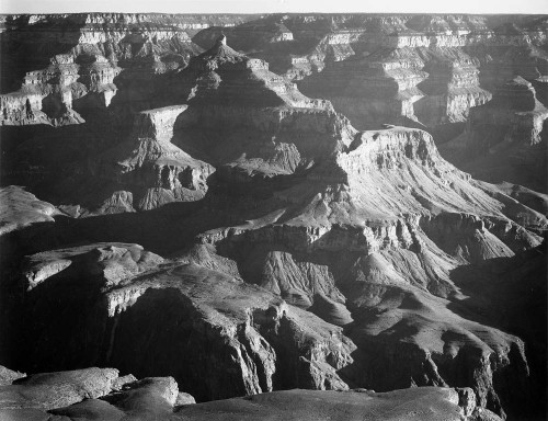Art prints of Grand Canyon National Park, Arizona by Ansel Adams