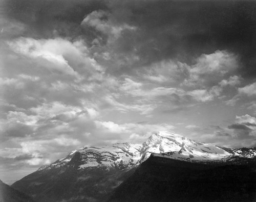 Art prints of Heaven's Peak, Glacier National Park, Montana