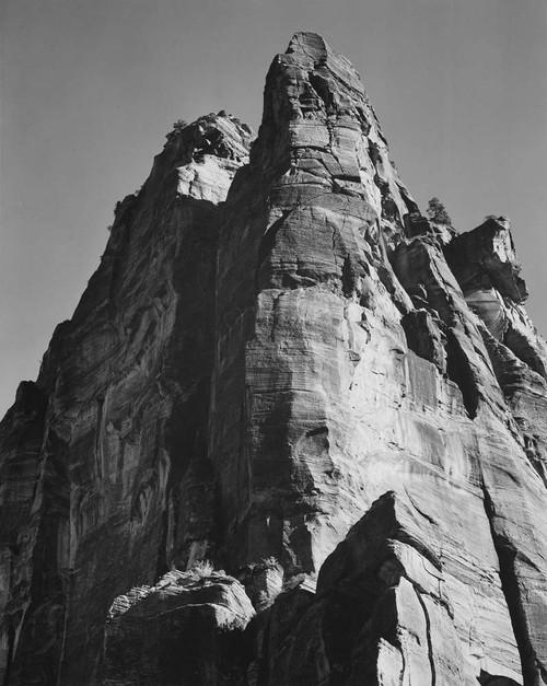 Art prints of Rock formation II, Zion National Park, Utah