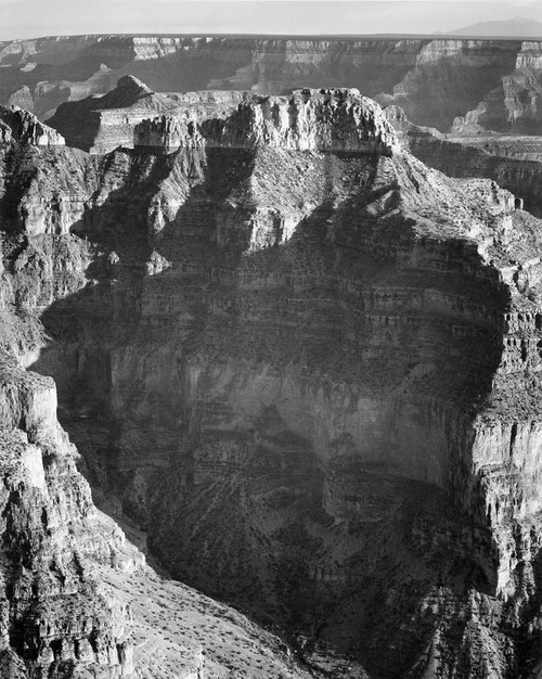 Art prints of View from North Rim, 1941, Grand Canyon National Park, Arizona by Ansel Adams