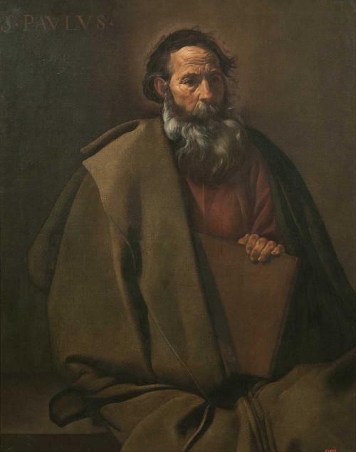 Art prints of Saint Paul by Diego Velazquez