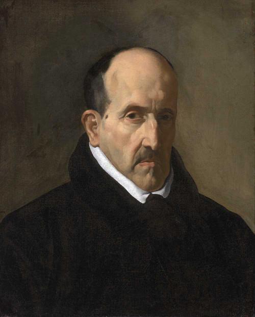 Art prints of Luis de Góngora y Argote by Diego Velazquez