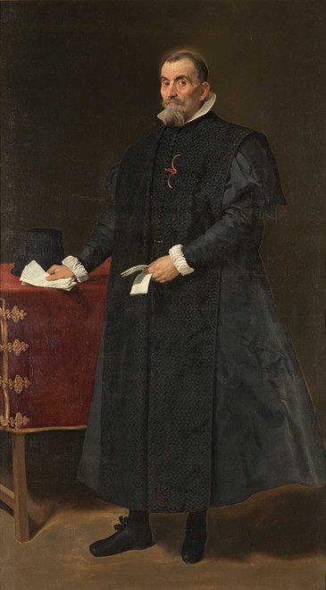 Art prints of Diego del Corral y Arellano by Diego Velazquez