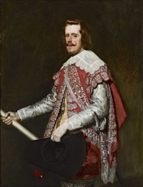 Art prints of Philip IV of Spain by Diego Velazquez