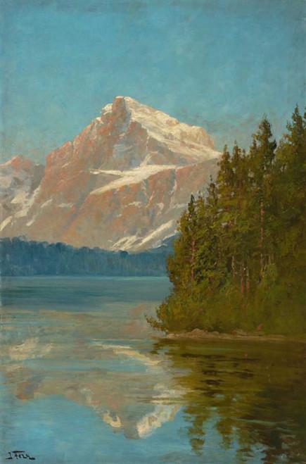 Art prints of Lake McDonald II by John Fery