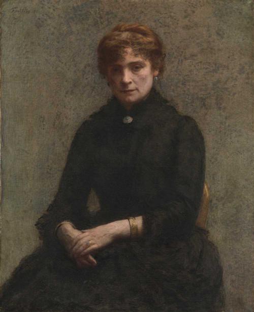 Art prints of Portrait of a Woman by Henri Fantin-Latour