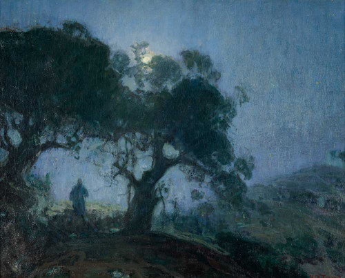 Art prints of The Good Shepherd by Henry Ossawa Tanner