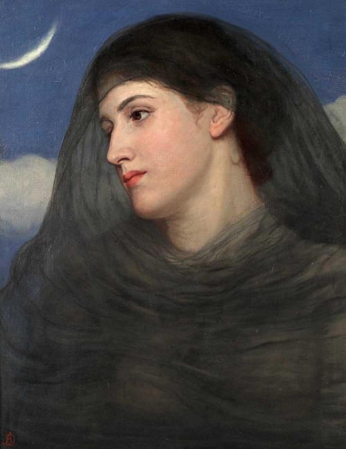 Art prints of Diana by Anna Lea Merritt