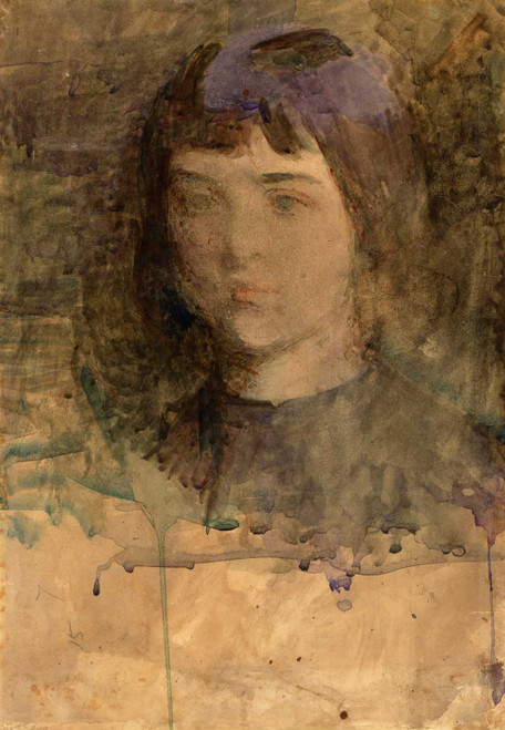 Giclee prints of Mary by Abbott H. Thayer