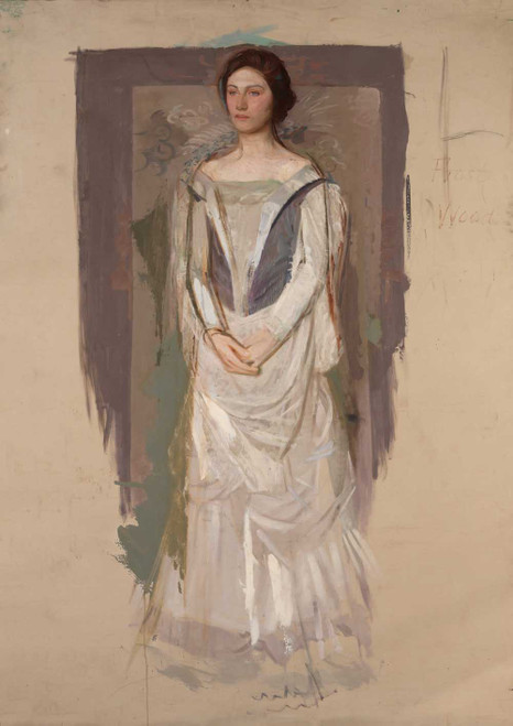 Giclee prints of Standing Woman by Abbott H. Thayer