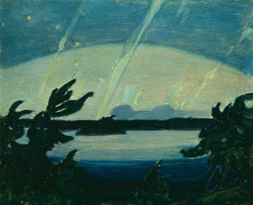 Giclee prints of Aurora Georgian Bay, 1931 by J. E. H. MacDonald