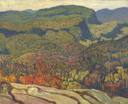 Giclee prints of Forest Wilderness, 1921 by J. E. H. MacDonald