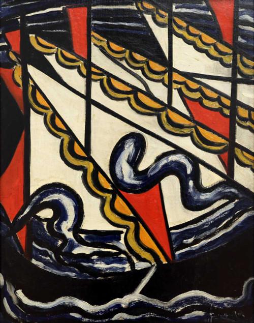 Giclee prints of No. 36, 1915 by Jacoba van Heemskerck van Beest