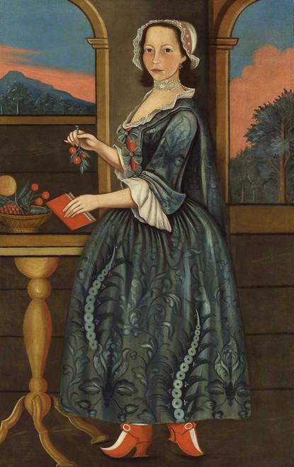 Giclee prints of Magdalena Douw by John Heaton