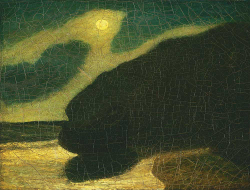 Giclee prints of Moonlit Cove by Arthur Pinkham Ryder