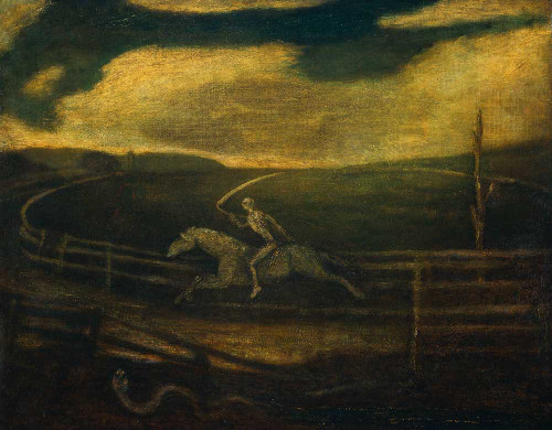 Giclee prints of The Race Track by Arthur Pinkham Ryder