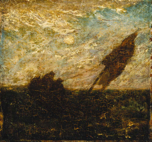 Giclee prints of The Waste of Waters is their Field by Arthur Pinkham Ryder