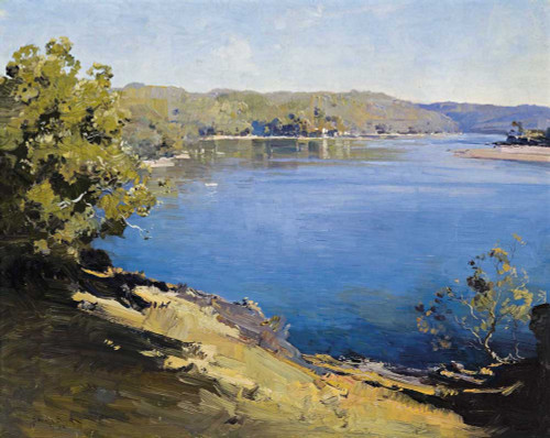 Giclee art prints of Hawsbury River by Penleigh Boyd
