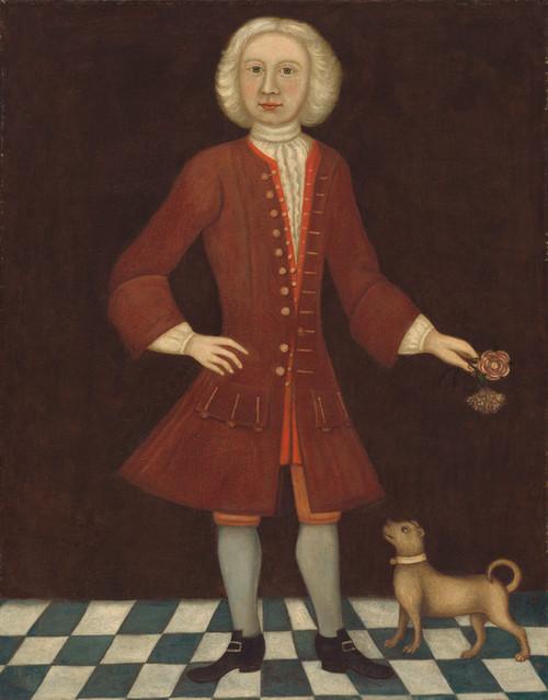 Art Prints of Johnathan Bentham, 1725 by 18th Century American Artist