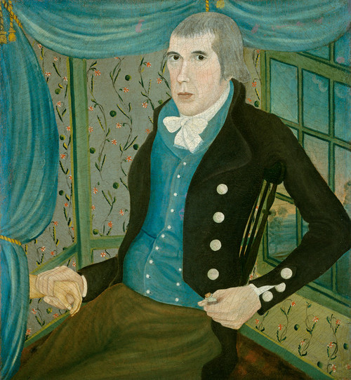 Art Prints of Dr. Philamon Tracy by 18th Century American Artist