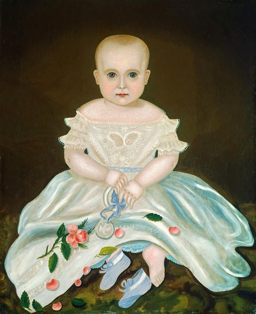 Art Prints of Innocence by 19th Century American Artist