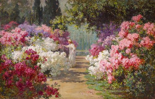Art Prints of In Bloom by Abbott Fuller Graves