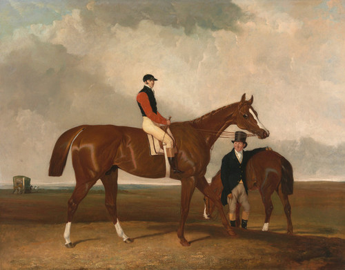 Art Prints of Elis at Doncaster, Ridden by John Day by Abraham Cooper