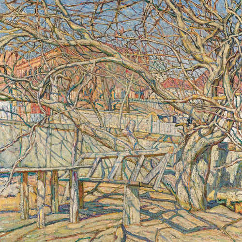 Art Prints of Early Spring by Abraham Manievich