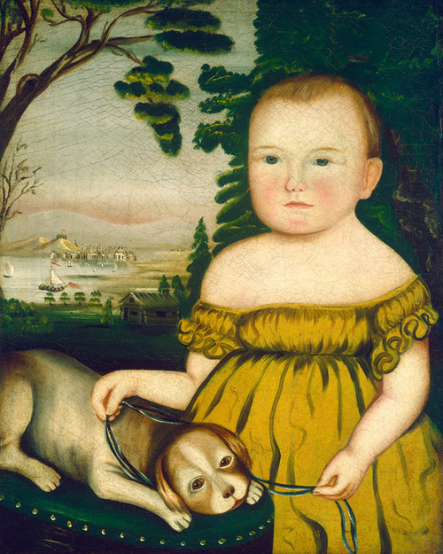 Art Prints of Joshua Lamb by Abram Ross Stanley