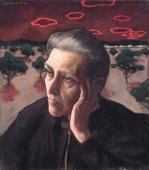 Art Prints of Mother by Akseli Gallen-Kallela