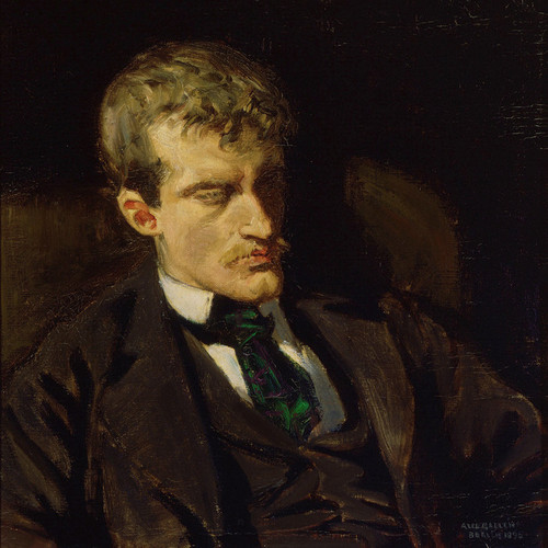 Art Prints of Portrait of Edvard Munch by Akseli Gallen-Kallela