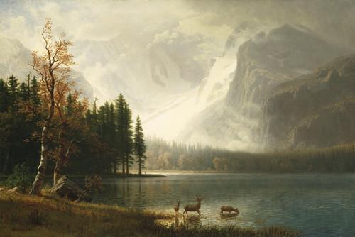 Art Prints of Estes Park by Albert Bierstadt