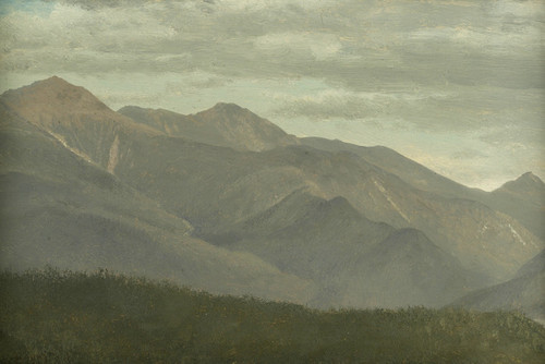 Art Prints of New Hampshire Mountains by Albert Bierstadt