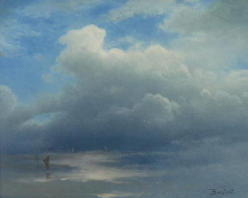 Art Prints of Sea and Sky by Albert Bierstadt