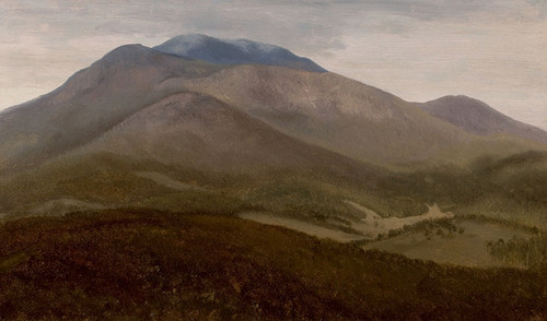 Art Prints of White Mountains, New Hampshire by Albert Bierstadt