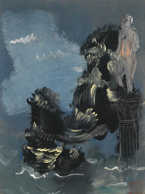 Art Prints of Mythological Scene by Alexander Evgenievich Yakovlev