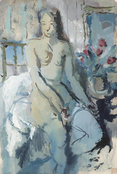 Art Prints of Nude by Alexander Evgenievich Yakovlev
