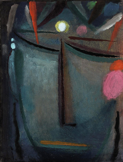 Art Prints of Crown of Thorns by Alexej Von Jawlensky