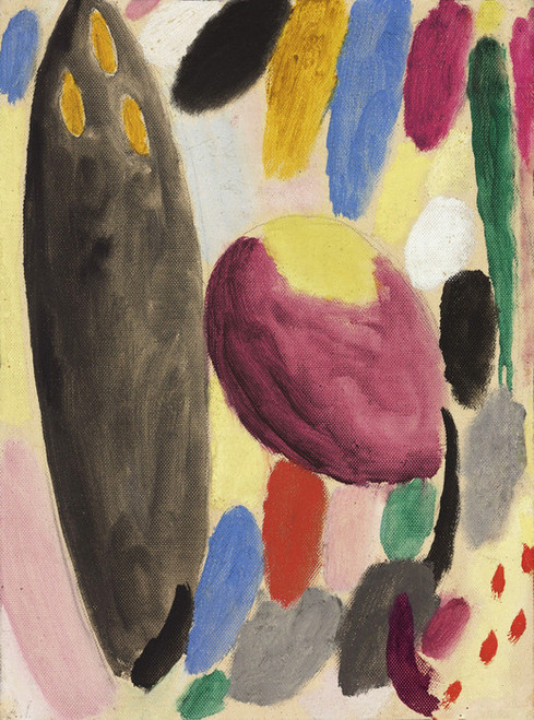 Art Prints of Variation, 1919 by Alexej Von Jawlensky
