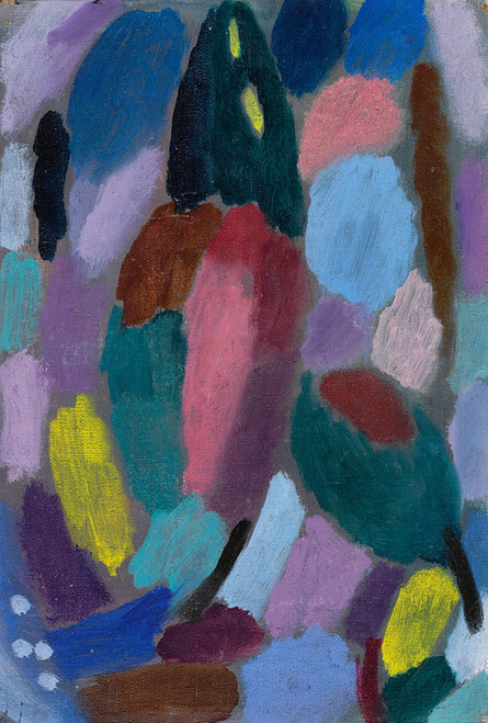 Art Prints of Variation, Field of Tulips, 1916 by Alexej Von Jawlensky