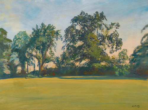 Art Prints of Summer Landscape by Alfred James Munnings