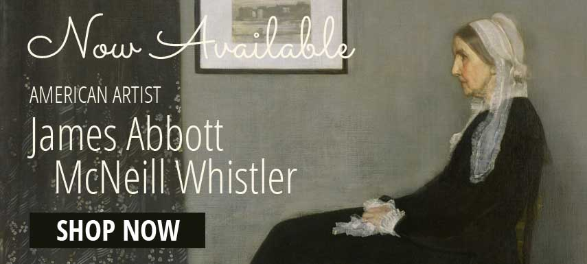 Now Available: Work by American Artist James McNeill Whistler